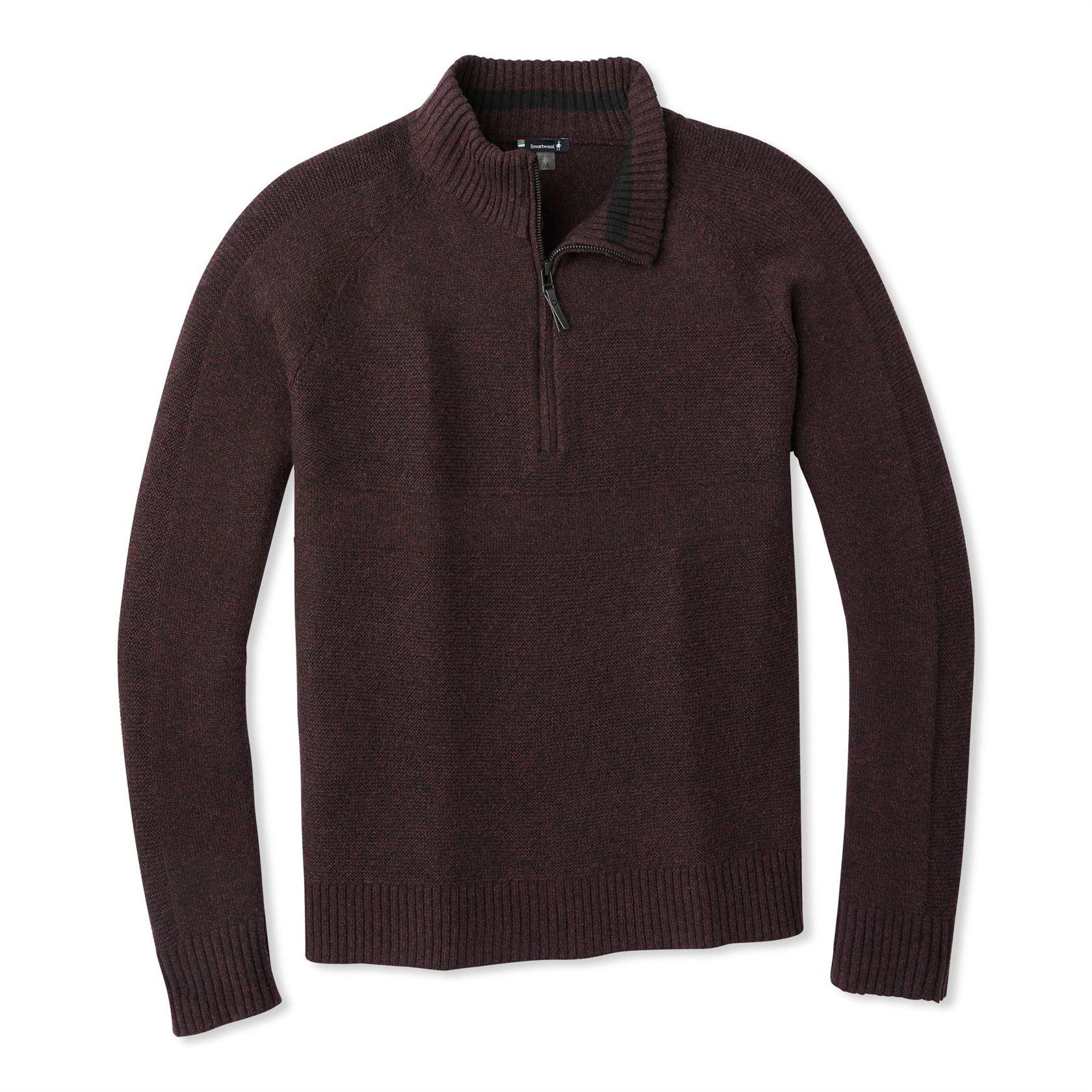 Ripple Ridge Half Zip Sweater - Men's