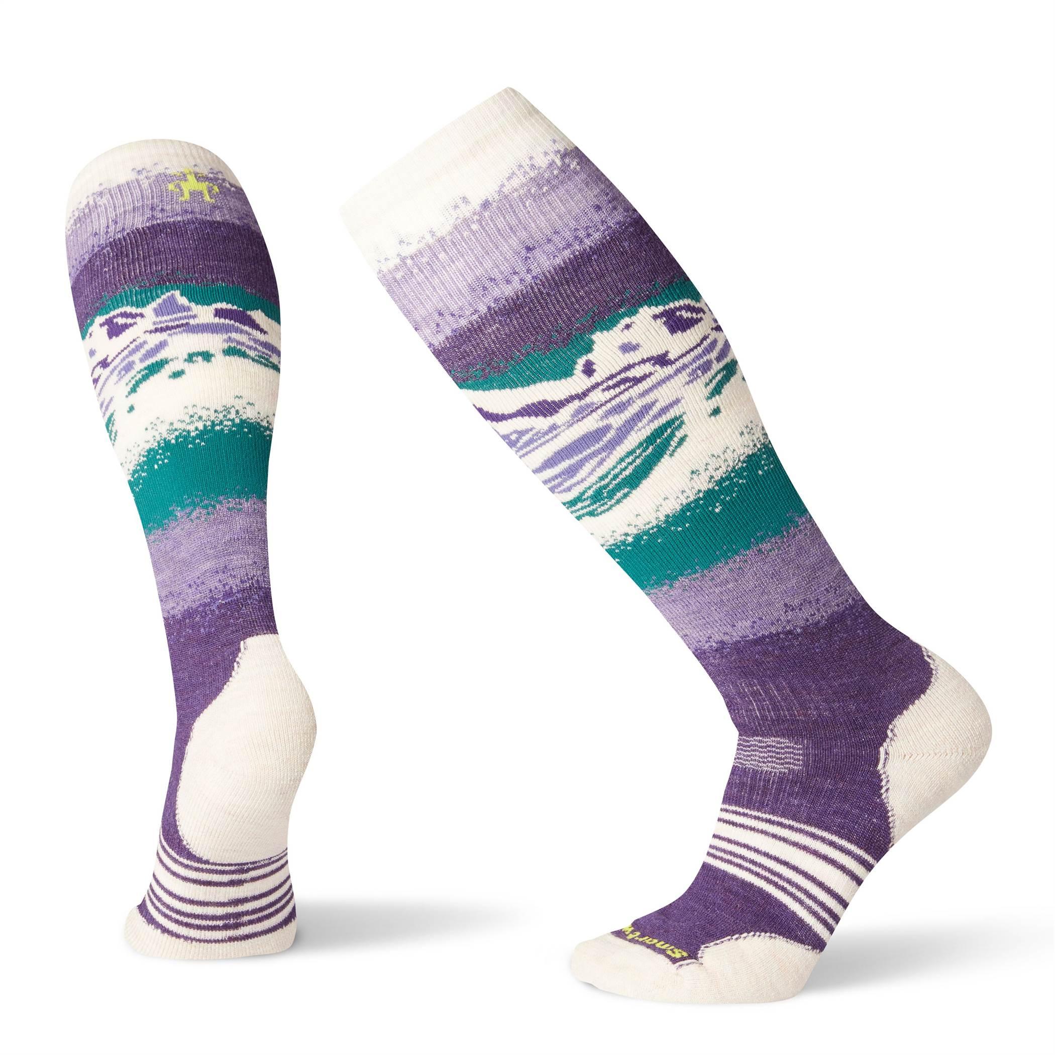 PhD Snow Medium Sock - Women's