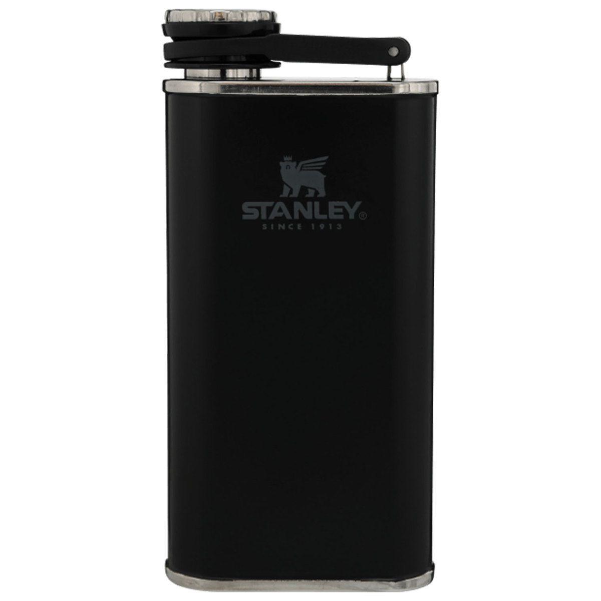 Classic Easy Fill WM Flask Black