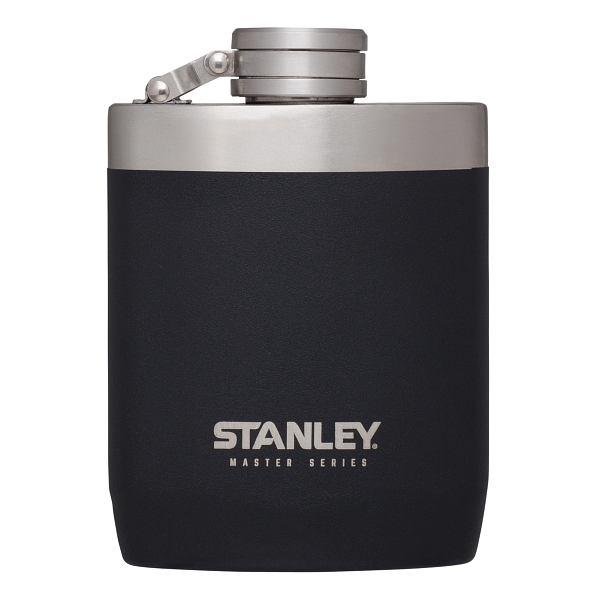 Master Flask 8 oz Black