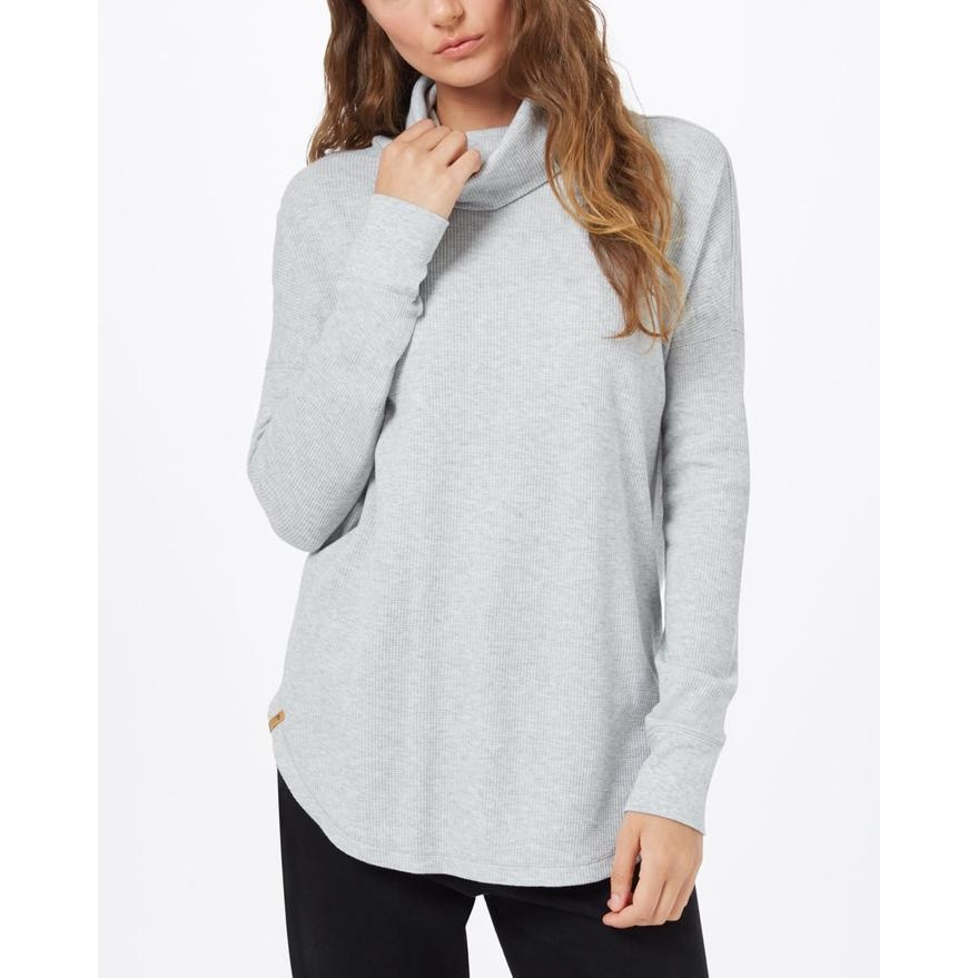 TreeWaffle Turtleneck Long Sleeve - Women's