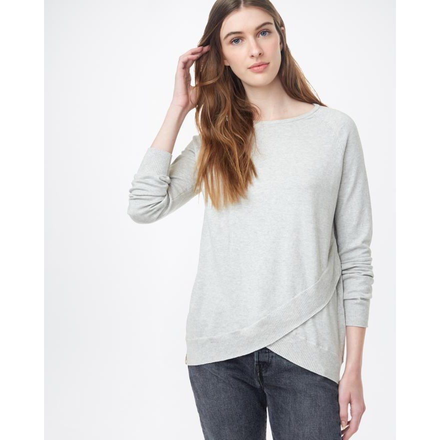 HIGHLINE COTTON ACRE SWEATER -