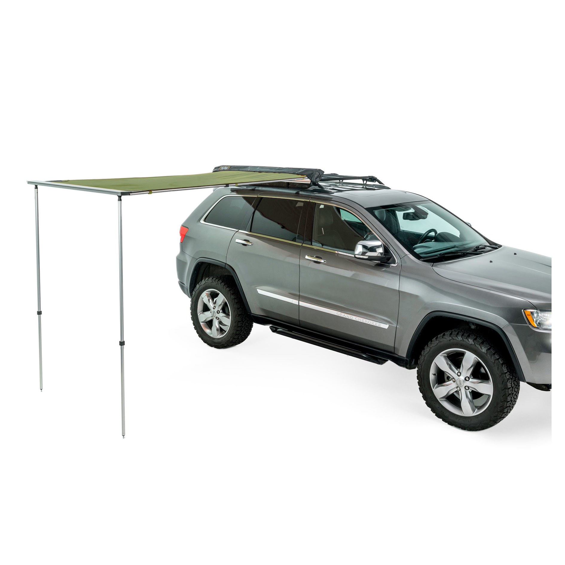 4' AWNING - OLIVE GREEN
