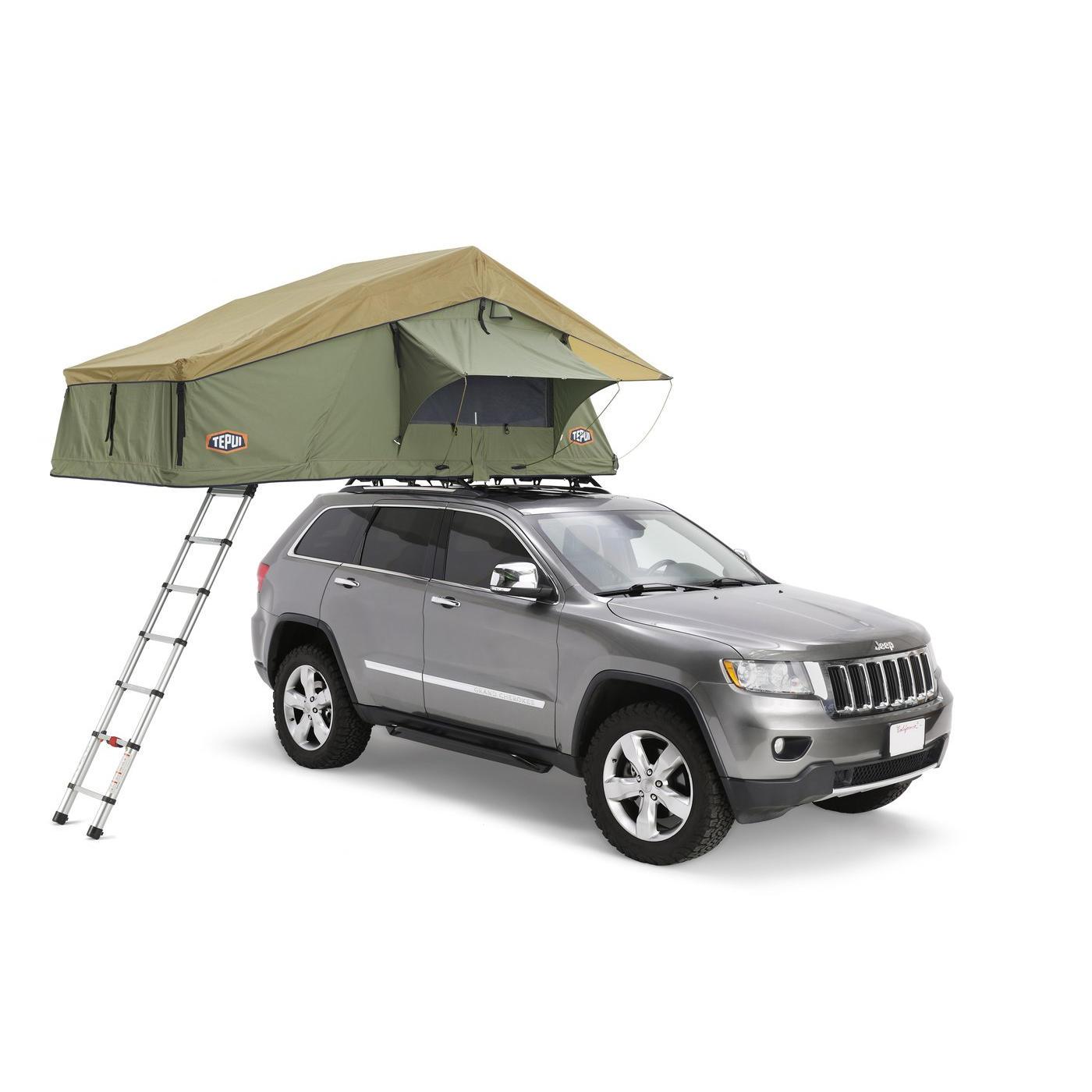 Thule Tepui Explorer Autana 3 Tent w/ Annex - Olive Green