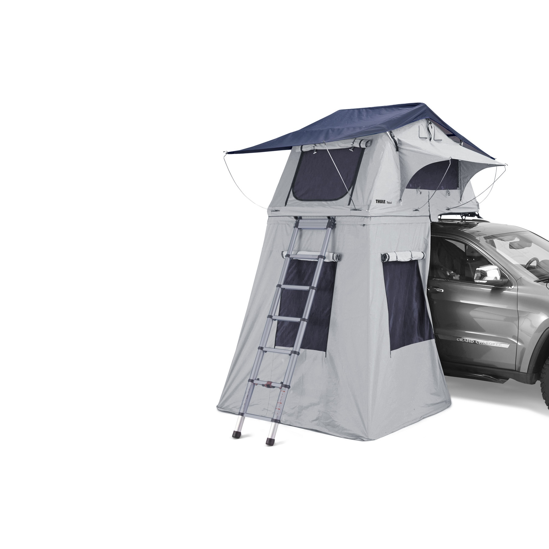 Thule Tepui Annex for Ayer 2 Tent - Haze Grey