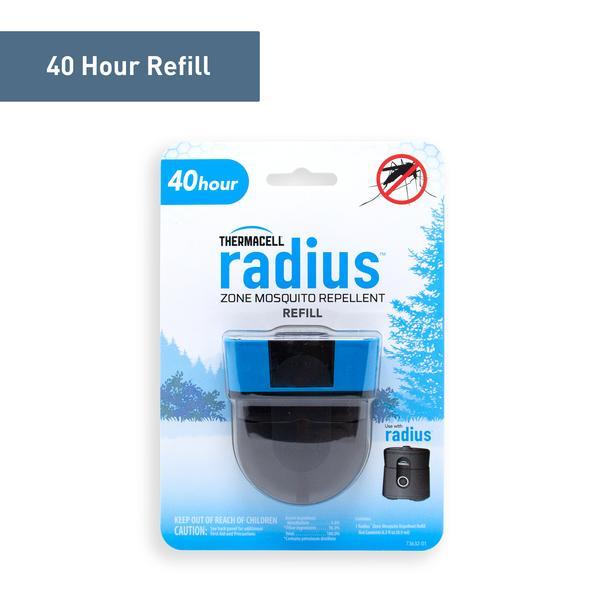 Radius Zone 40 Hr Refill