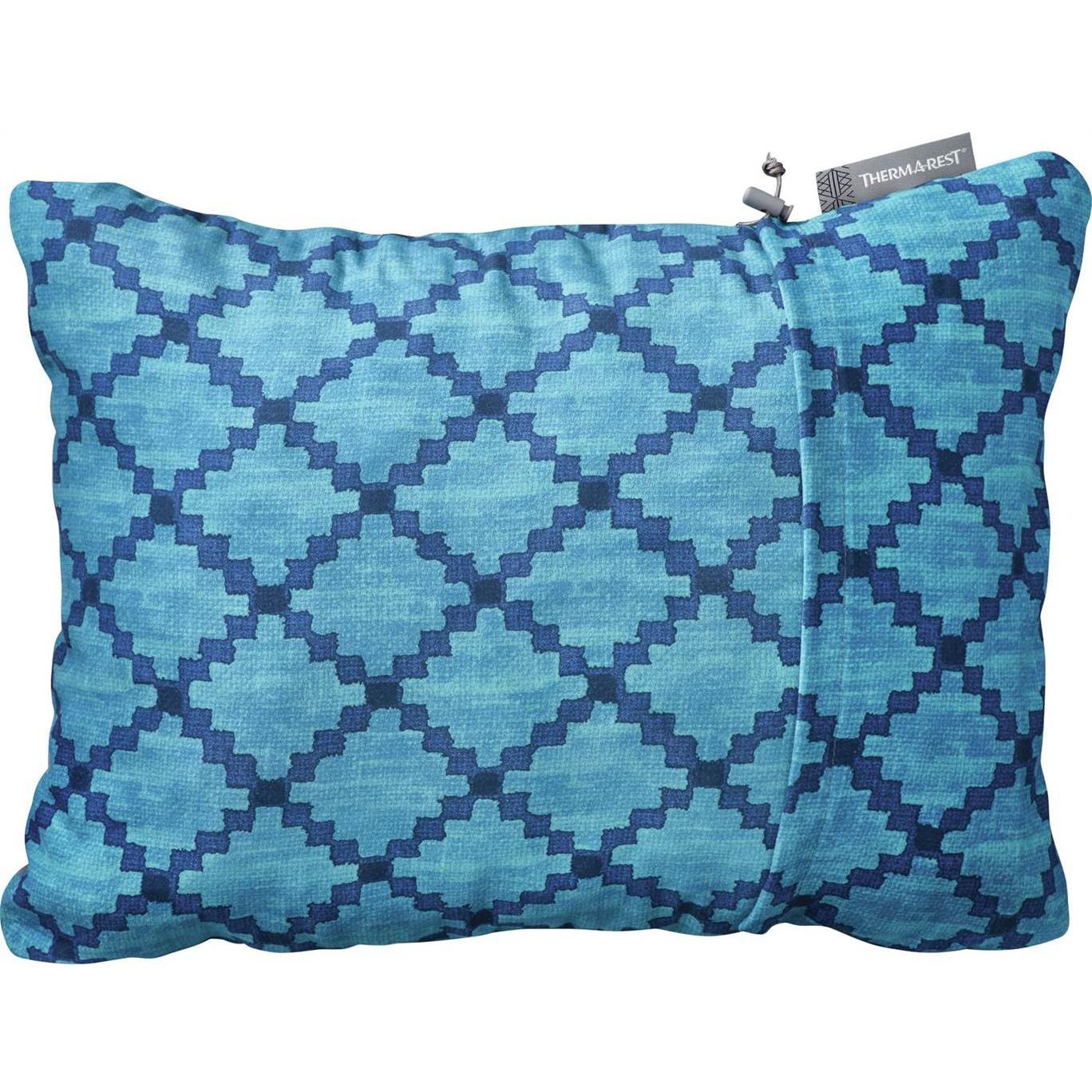 Comp Pillow Blue Heather Medium