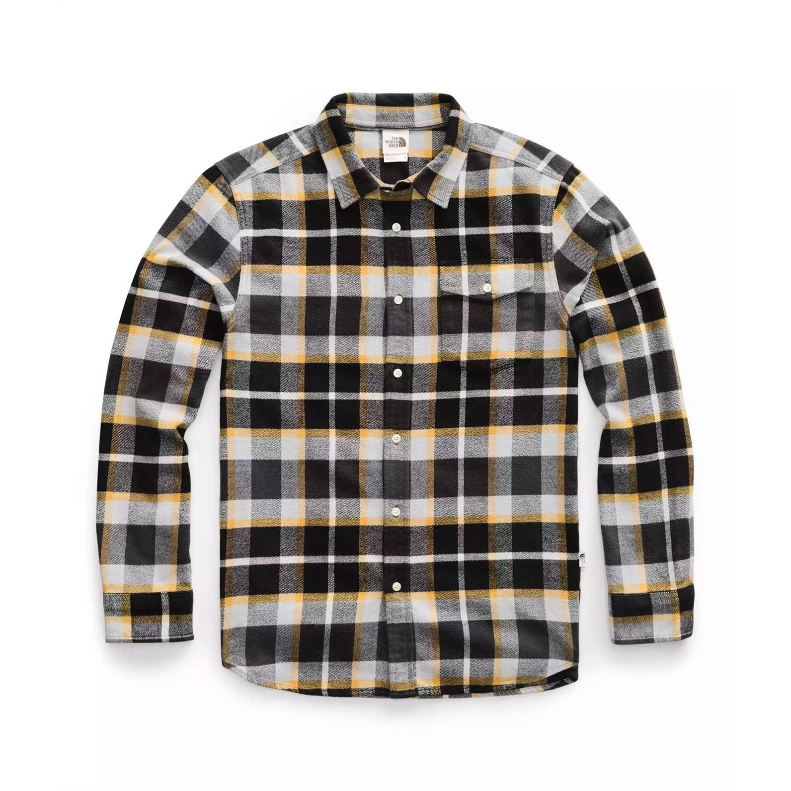 Arroyo Flannel Shirt Long Sleeve - Men's