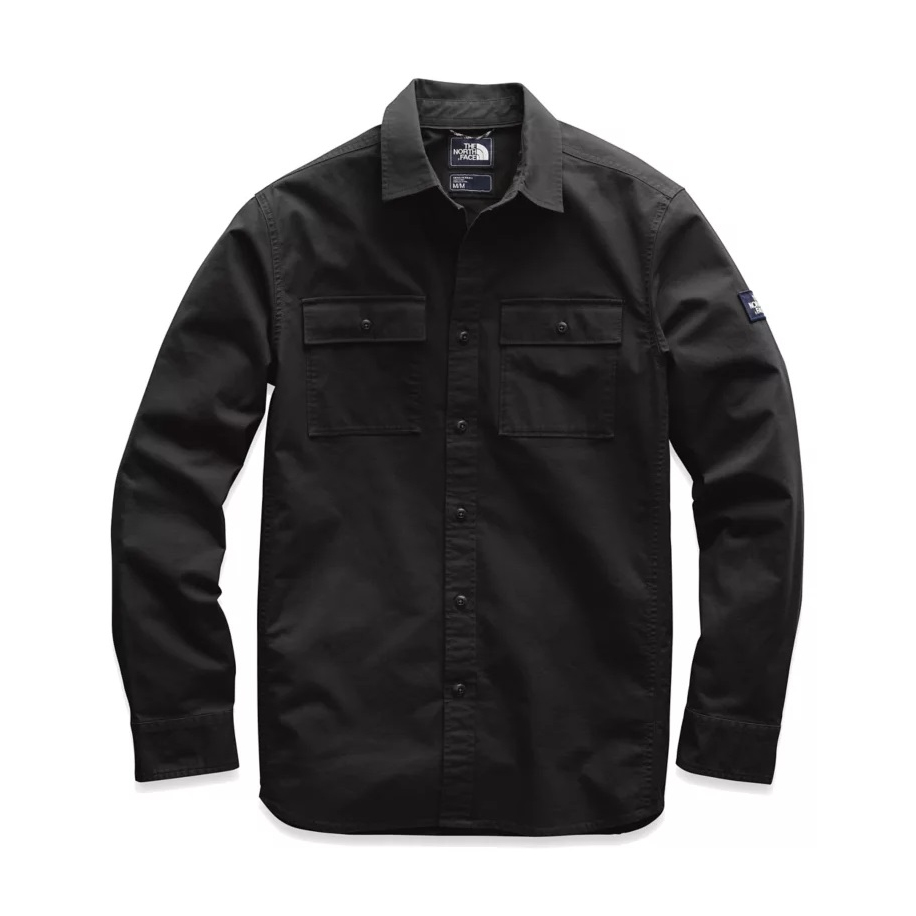 Battlement Utility Shirt Long Sleeve - Men's