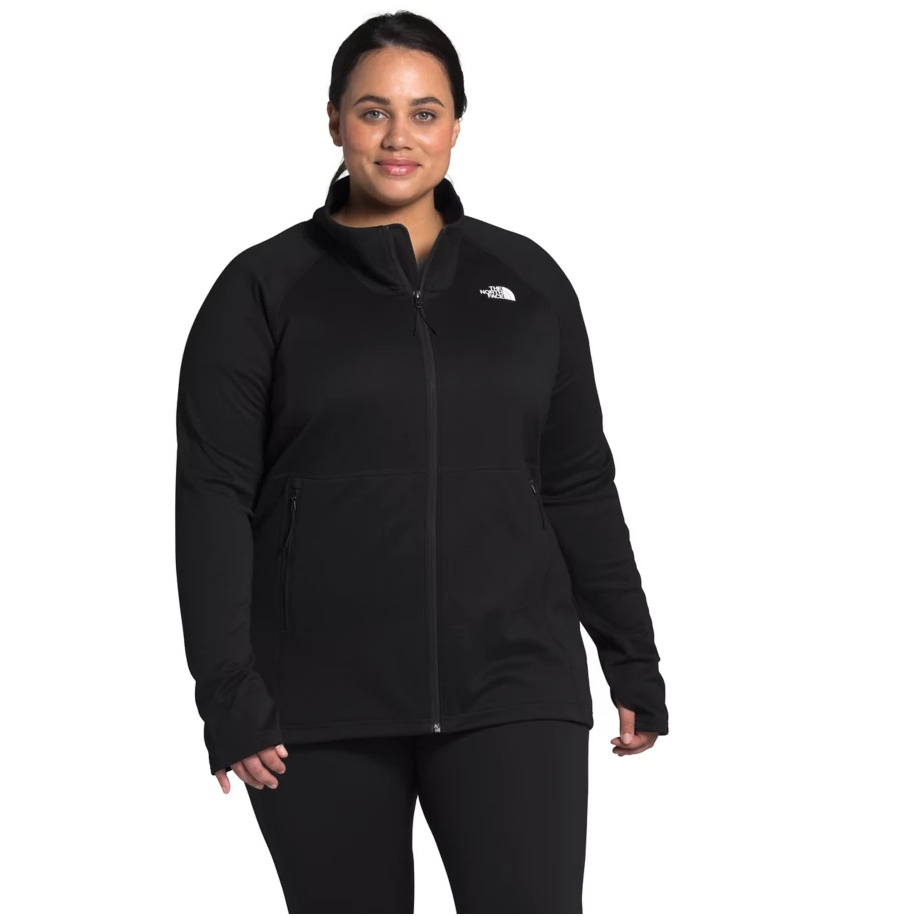 Canyonlands Full Zip Jacket Plus - Women's