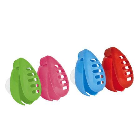 Set Of 2 Antibacterial Toothbrush Covers