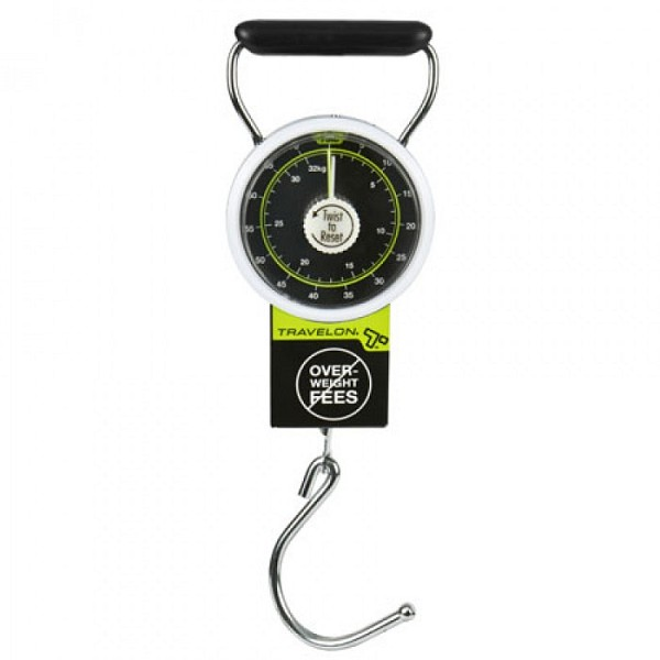 Stop & Lock Luggage Scale