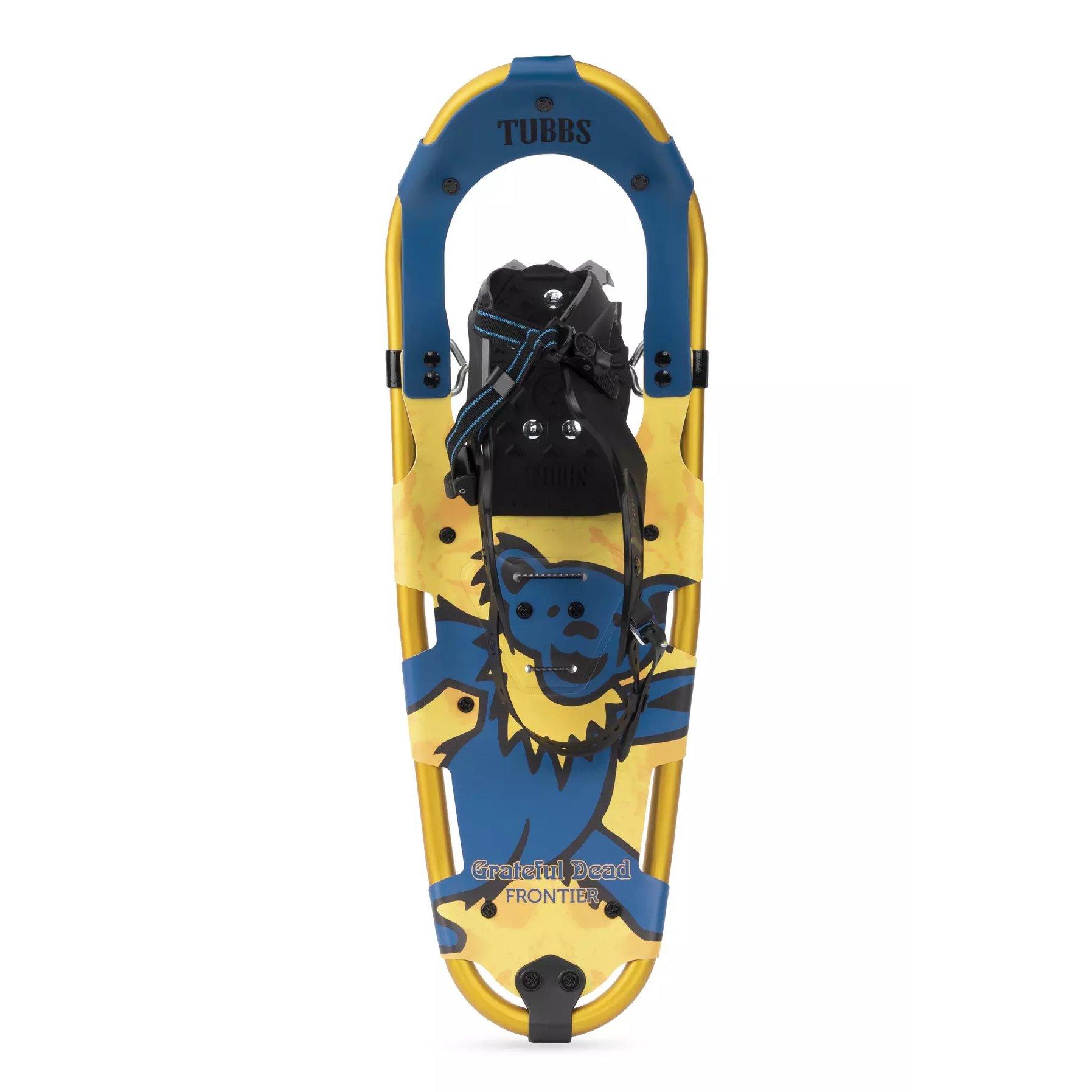 Grateful Dead Frontier Blue Bear 25 Snowshoes