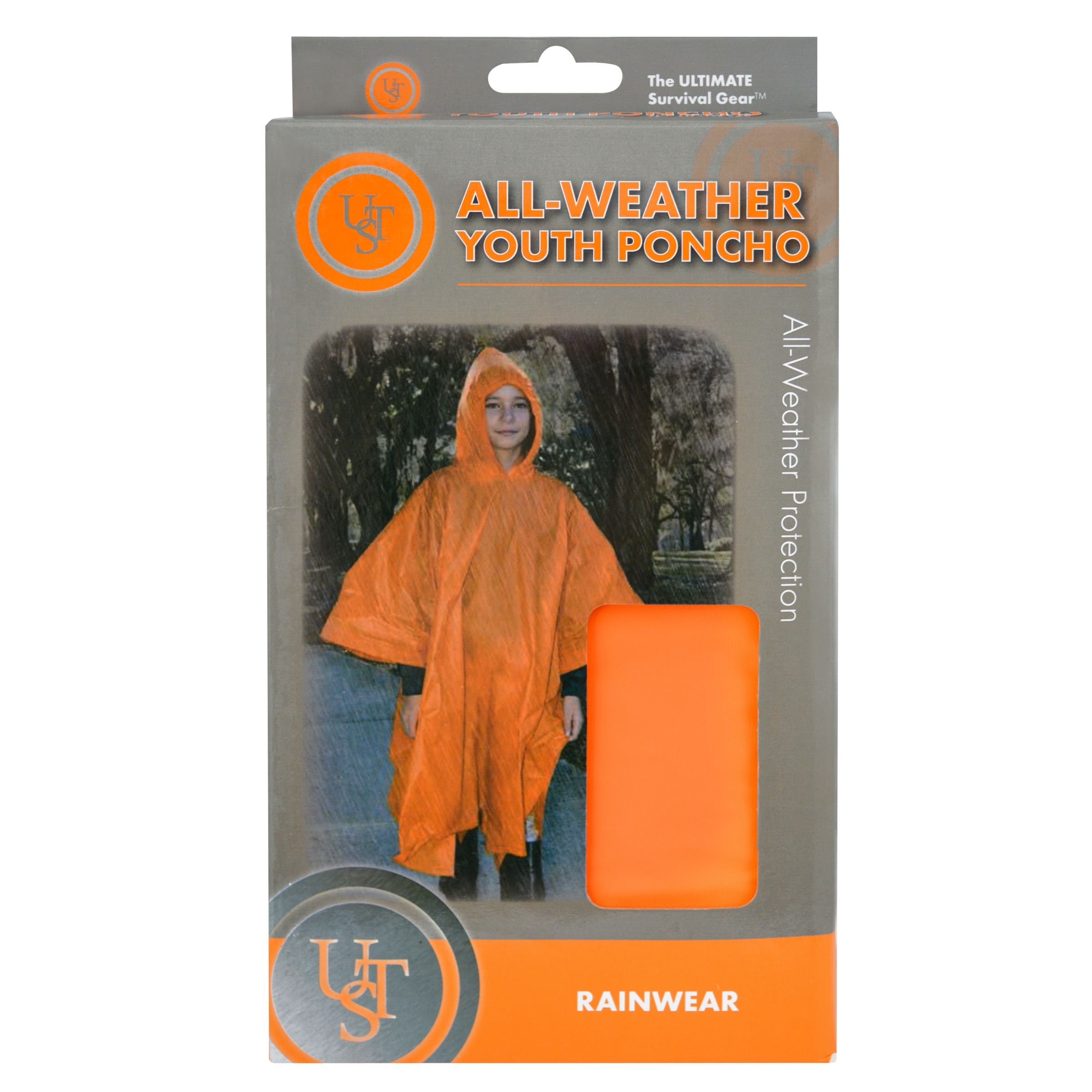 ALL-WEATHER PONCHO YOUTH