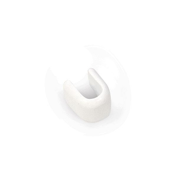 #5 Vislon Top Stop White