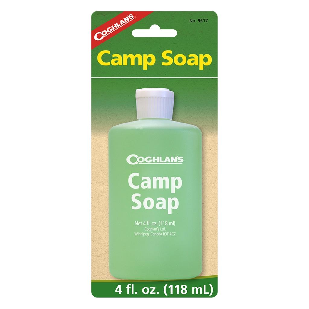 4 OZ CAMP SOAP