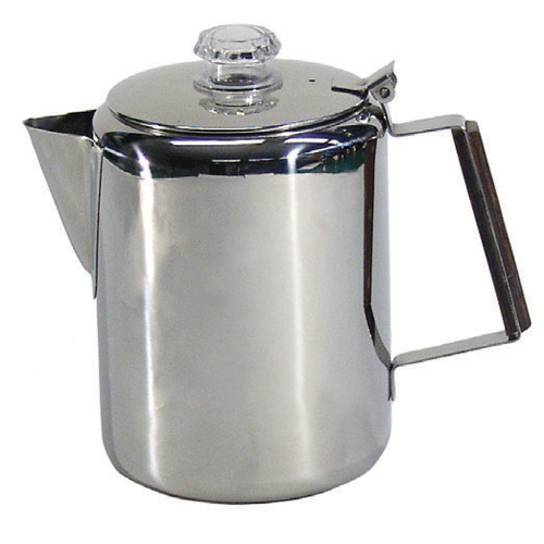 12 CUP STAINLESS STEEL PERCOLA